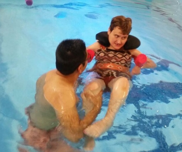 Hydrotherapy in Stroke Survivors